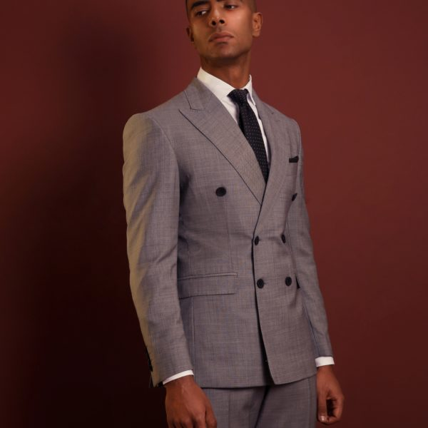 DB light grey suit